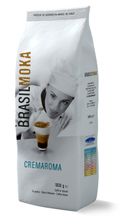 Confezione Caffè in grani 1000g - Cremaroma