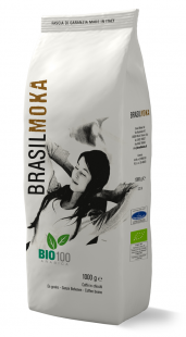 Caffè in grani biologico - 100% Arabica 1000g